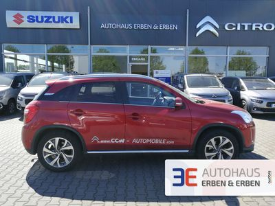 gebraucht Citroën C4 Aircross Exclusive 4WD HDi150