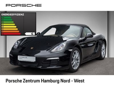 gebraucht Porsche Boxster 2.7 Sportabgasanlage ParkAssistent