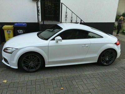 gebraucht Audi TTS Coupe S tronic/BOSE/LEDER/NAVIPLUS/ADAP.LIGH