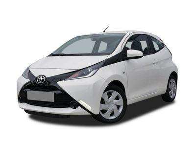 gebraucht Toyota Aygo 1.0 x-play FSE USB KLIMA EURO6