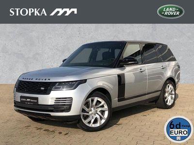 """gebraucht Land Rover Range Rover 3.0 SDV6 Vogue 22"""", AHK, Standh.,LED"""