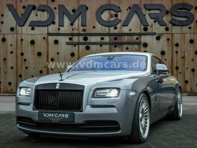 gebraucht Rolls Royce Wraith 6.6 V12 *Sternehimmel*Vossen Wheels*