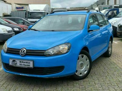 gebraucht VW Golf VI Variant Comfortline BlueMotion EU5 Navig