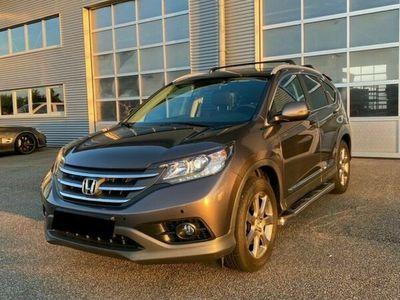 gebraucht Honda CR-V 2.2i DTEC 4WD Automatik Comfort