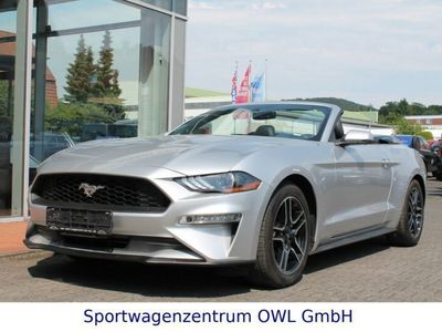 gebraucht Ford Mustang 2,3 Eco Boost Convertible*EURO6