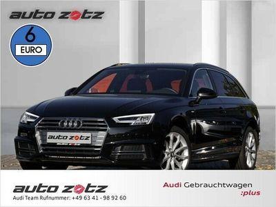 gebraucht Audi A4 Avant sport g-tron 2.0TFSI S Line Navi LED