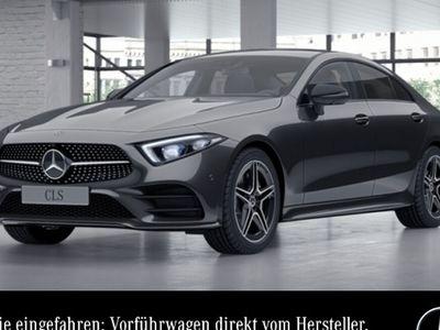 gebraucht Mercedes CLS450 Cp. 4M AMG Line 360° Multibeam Distr. SHD
