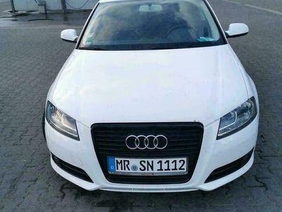 gebraucht Audi A3 1.6 als Sportwagen/Coupé in Stadtallendorf