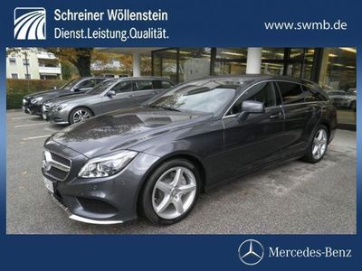 gebraucht Mercedes CLS350 d SB AMG AMG Line/Comand/Parkass.