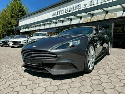 gebraucht Aston Martin Vanquish V12 6.0 Coupe TOUCHTRONIC III GARANTIE