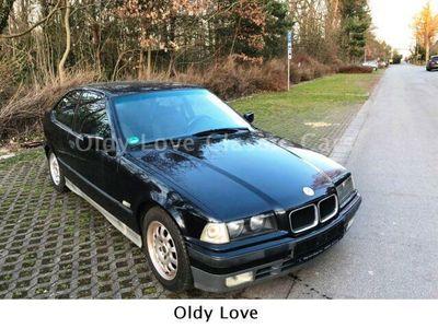gebraucht BMW 316 Compact Baureihe 3 316i
