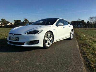 gebraucht Tesla Model S 75D Allradantrieb 2. Hand TOP