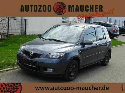 gebraucht Mazda 2 Lim. 1.6 Top /Klima /ALU /8-Fach Bereift