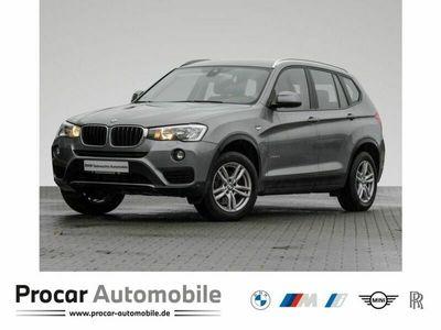 gebraucht BMW X3 xDrive20d ADVANTAGE
