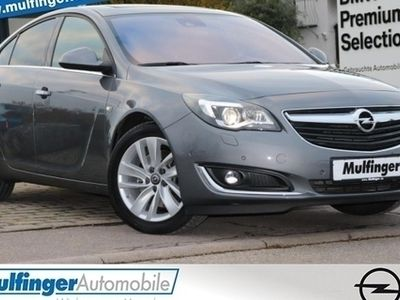 gebraucht Opel Insignia 2.0 T.ECOTEC Sport AFL+ Navi AGR-Sitze