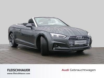 gebraucht Audi A5 Cabriolet 40 TFSI sport 2.0 SLine UPE 67.300€