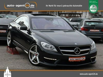 używany Mercedes CL63 AMG AMG NIGHTVISION/EXCLUSIVE/STANDHZG.