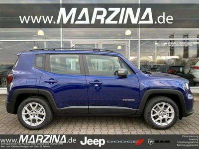 gebraucht Jeep Renegade Neu 1.0 T-GDI~Limited~MY21~Car Play~LED~SH~