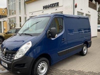 gebraucht Renault Master VA Kasten L1H1 2,8t dCi 125