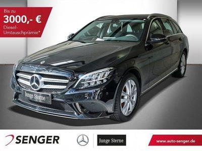 used Mercedes C220 T d AVANTGARDE+KAMERA+LED+NAVI+SHZ+KEYLESS