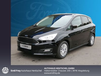 gebraucht Ford C-MAX 1.5 EcoBoost Start-Stop-System COOL&CONNECT 110 kW, 5-türig