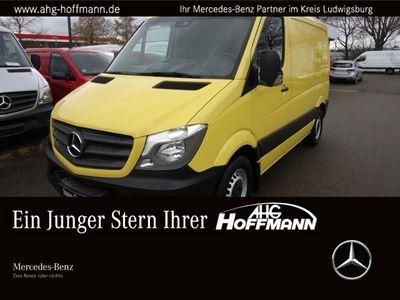 gebraucht Mercedes Sprinter 310 CDI KA 270°+Spur-P.+PDC+Holzboden