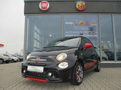 gebraucht Abarth 500C 1.4 T-Jet 145PS*PDC*CARPLAY*BT*TOUCH*USB*KLIMA*