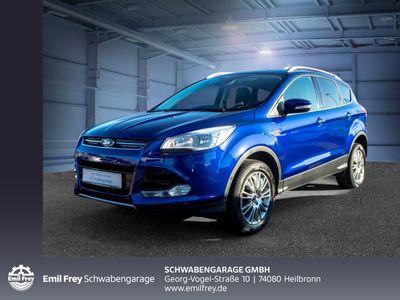 gebraucht Ford Kuga 1.6 EcoBoost 2x4 Titanium