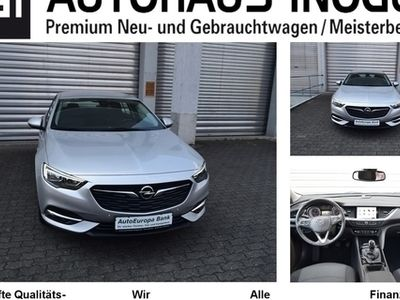 gebraucht Opel Insignia GS 1.6 CDTi s&s Navi/CAM Keyless PDC Alu17 Spur Kolli Verks. Temp Klimaaut. OnStar NSW