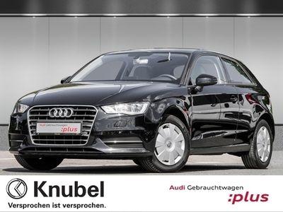 gebraucht Audi A3 2.0 TDI Navigation/PDC vo+hi/Bluetooth/Sitzh.