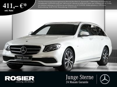 gebraucht Mercedes E300 T Avantgarde Abstandstemp. LED Comand SH
