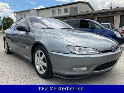 gebraucht Peugeot 406 Coupe