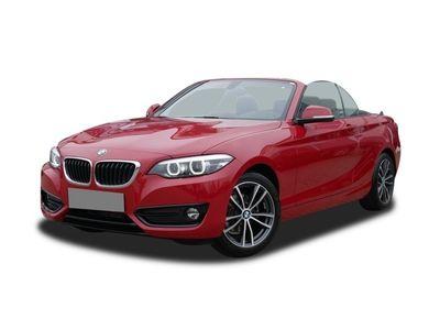 gebraucht BMW 218 i Cabrio Sport Line