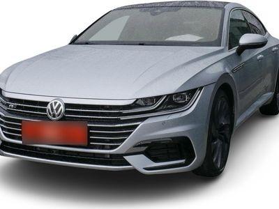 gebraucht VW Arteon Arteon2.0 TDI DSG R-Line AHK Pano Leder Standhe