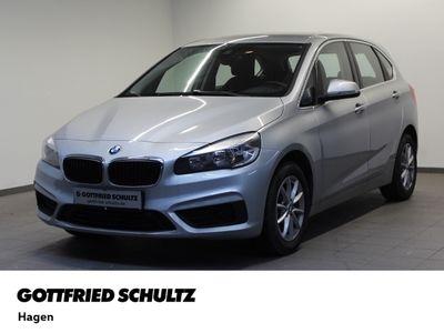gebraucht BMW 218 Active Tourer i KLIMA+BT+ALU+PDC+DTC