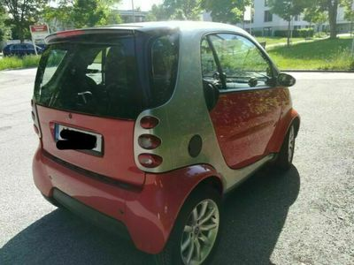 gebraucht Smart ForTwo Coupé softtouch passion