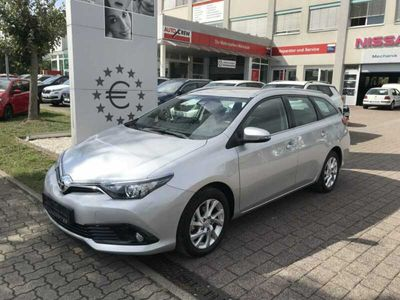 gebraucht Toyota Auris Touring Sports 1.2 Turbo Touring Sports Active*Kamera*
