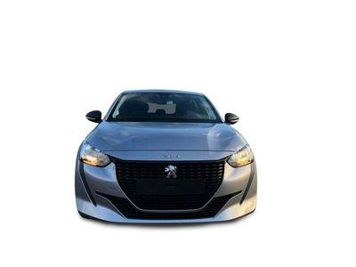 gebraucht Peugeot 208 1.2 75PS PureTech Like 5-türig Klima -Radio mit Bluetooth 7-Zoll Farbbildschirm-Touch DAB+ Tempomat