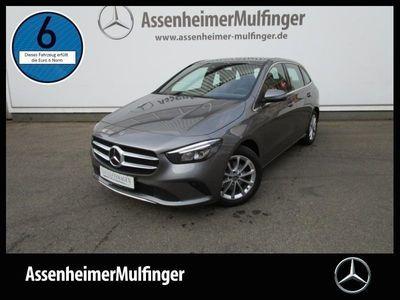 gebraucht Mercedes B200 **6d-TEMP/Progressive/Volldigital/MBUX/LED