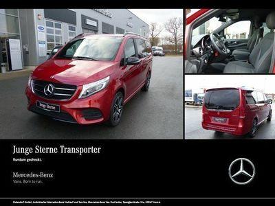 gebraucht Mercedes V250 d Edition AMG lang 4x4 Comand Kamera AHK Fahrzeuge kaufen und verkaufen