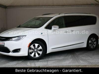 gebraucht Chrysler Pacifica EHYBRID PLATINUM 3.6L V6 nur 67g CO2/km