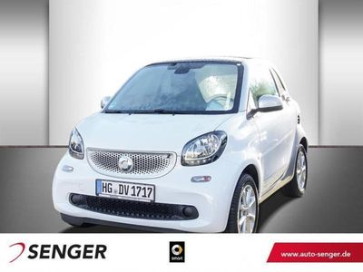 gebraucht Smart ForTwo Coupé 52kw twinamic Passion