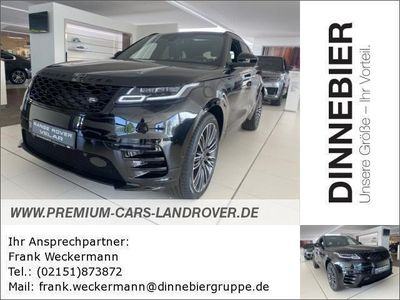 gebraucht Land Rover Range Rover Velar 3,0 D Sd6 HSE R-Dynamic Neuwagen, bei Autohaus Dinnebier GmbH