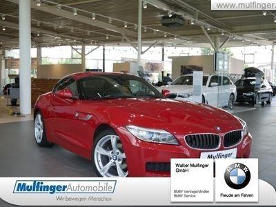 gebraucht BMW Z4 sDrive20i M Sportpaket Navi-Pof.Lenkradheiz
