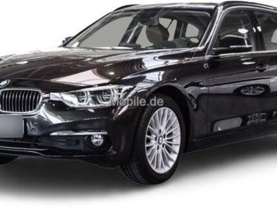 gebraucht BMW 320 320 d xDrive Touring Aut. Luxury Line Navi LED