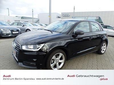 gebraucht Audi A1 Sportback 1.0 TFSI Sport S tronic *PDC*SHZ*KLIMA*