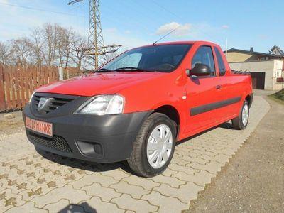 gebraucht Dacia Logan Pick-Up 1.6 MPI-1.Hand-nur 79 Tkm-Euro 5!