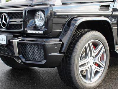 gebraucht Mercedes G63 AMG AMG Lang COMAND+SCHIEBE-D+HARMAN-K+STAND-H.