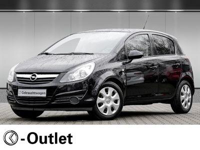 gebraucht Opel Corsa D Edition 111 Jahre Klima/MFL/GRA