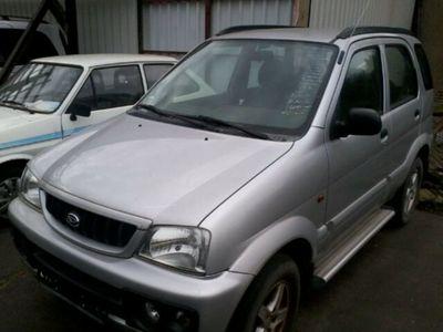 gebraucht Daihatsu Terios 1.3 CXL